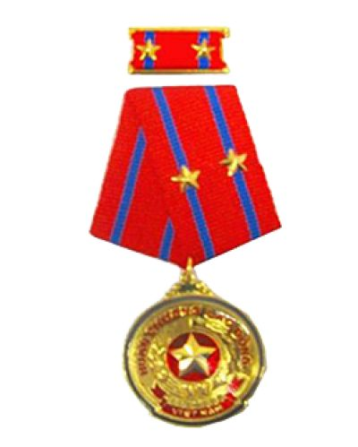 The Group was awarded the Second-class Labor Medal in 2010