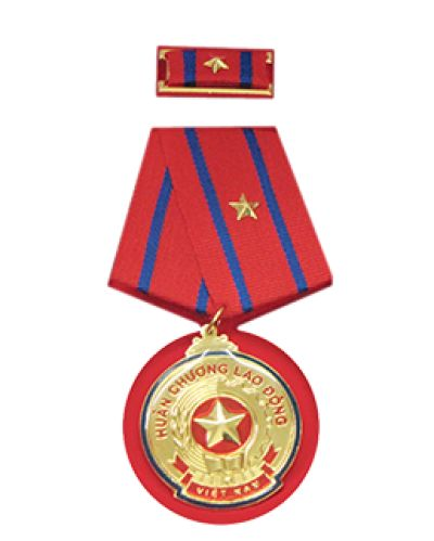 The Group was awarded the Third Class Labor Medal in 2007